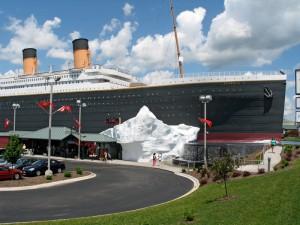 Titanic Museum, Branson